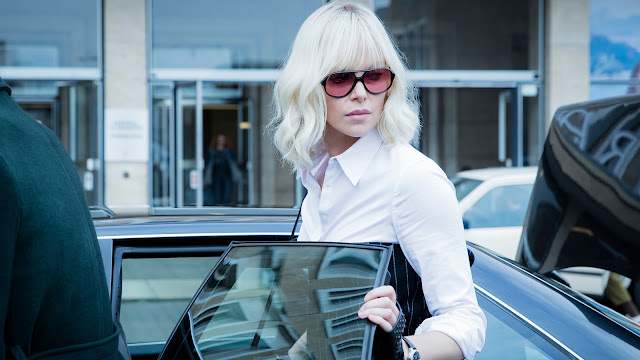 Charlize Theron David Leitch | Atomic Blonde
