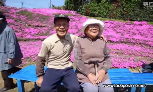 La increible historia de amor de un hombre y su esposa no vidente
