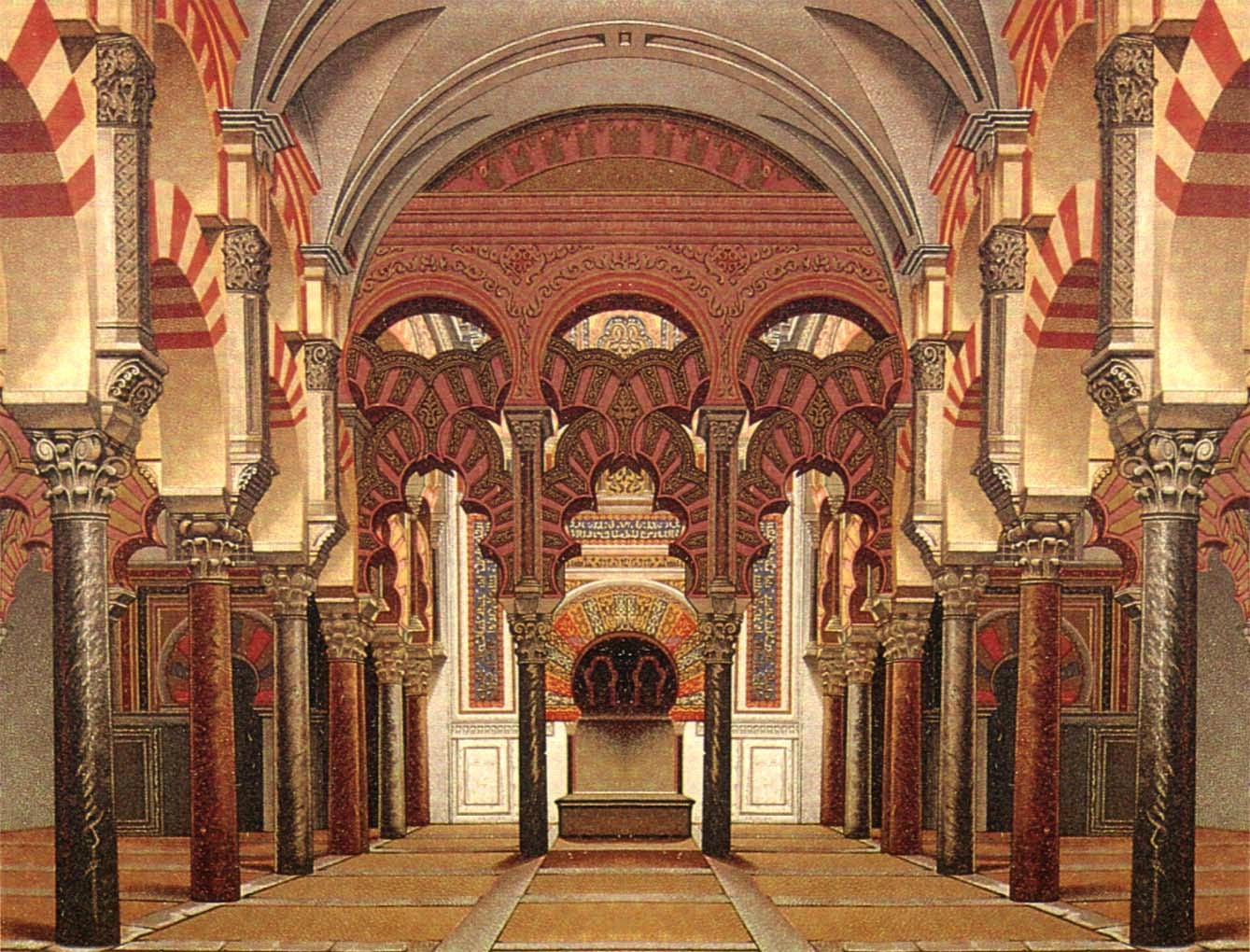 Unusual Historicals: Wonders And Marvels: The Mezquita Of