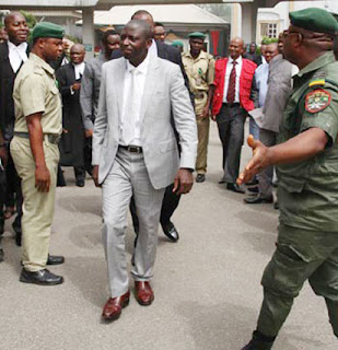 Ex-NIMASA boss show up in court over N2.6bn fraud