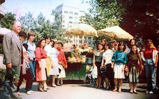 Studentia anilor '80, admiterea - vinerea cu amintiri