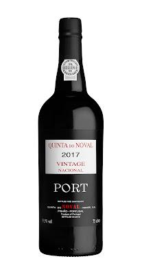 Quinta de Noval Nacional Porto Vintage 2017
