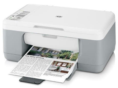 HP Deskjet F2235 All-in-One Driver Printer Download for