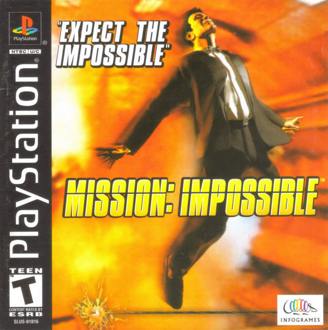 Mission - Impossible  - PS1 - ISOs Download