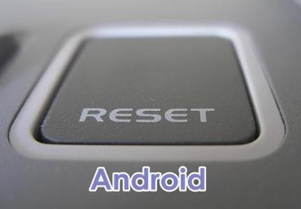 Cara Reset Ulang Android ke Pengaturan Pabrik
