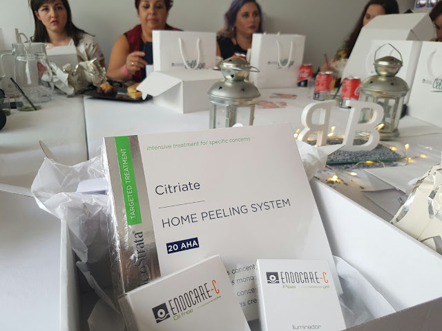 6º Beauty Breakfast Madrid belleza evento endocare neostrata