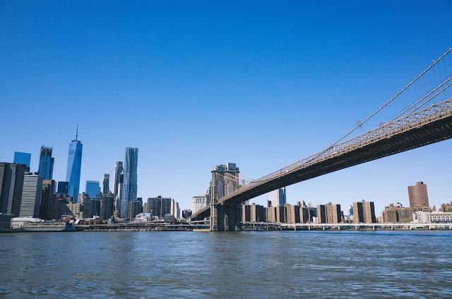 イースト・リバー(East River)沿い