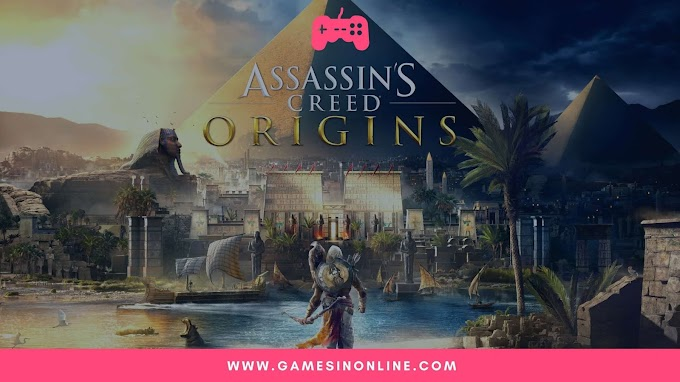 Assassin's creed origins Full game for PC free Download No Survey.