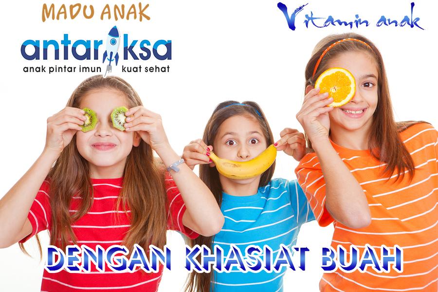 Vitamin Anak Dengan Khasiat Buah