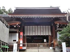 上賀茂神社・中門