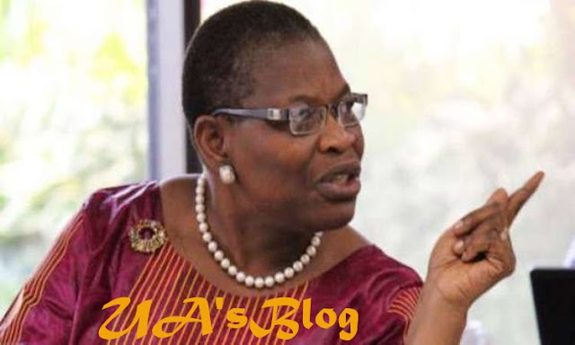 2019 presidency: How I will defeat Buhari, Atiku – Oby Ezekwesili
