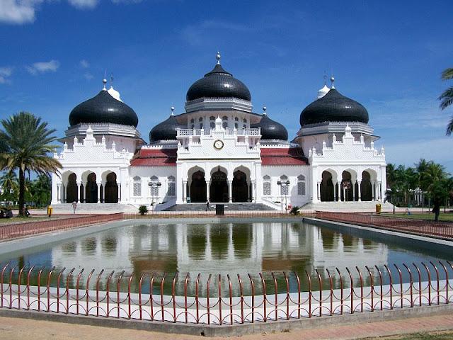 5 Kota dan 18 Kabupaten di Provinsi Aceh