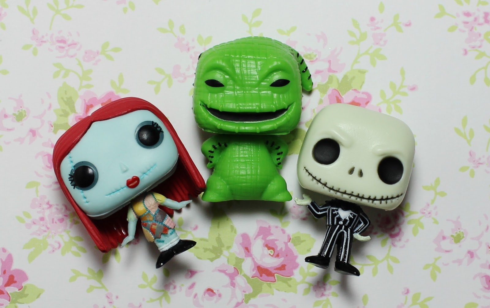 nightmare before christmas pocket pops