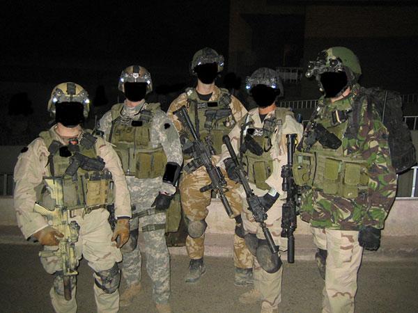 British Army's SAS (Special Air Service) Are Now Training ...  |British Sas Training