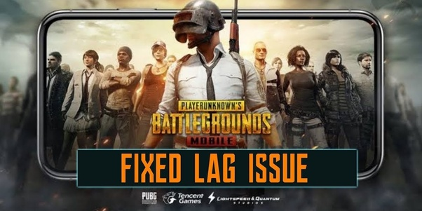 pubg mobile fix lag