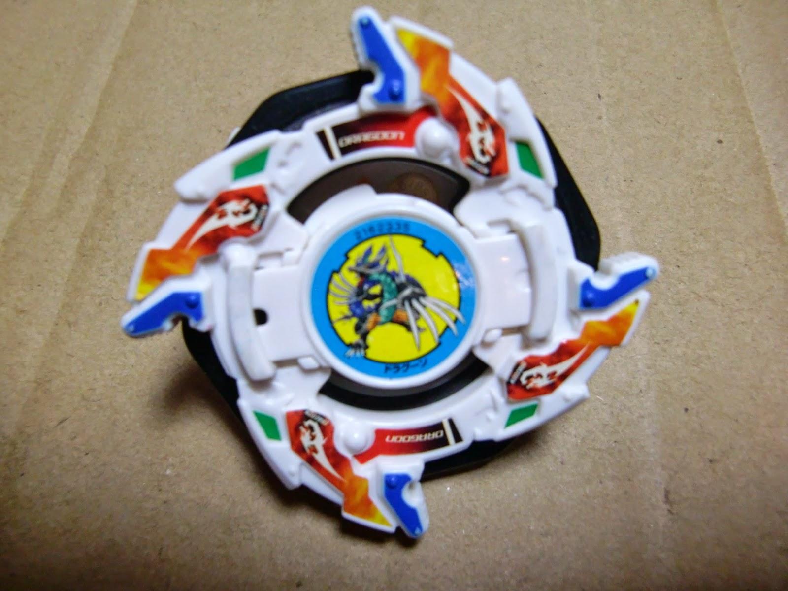 Toku Taku Toys' Beyblade Collection: A-69 Dragoon V2 - A ...  Toku Taku Toys&...