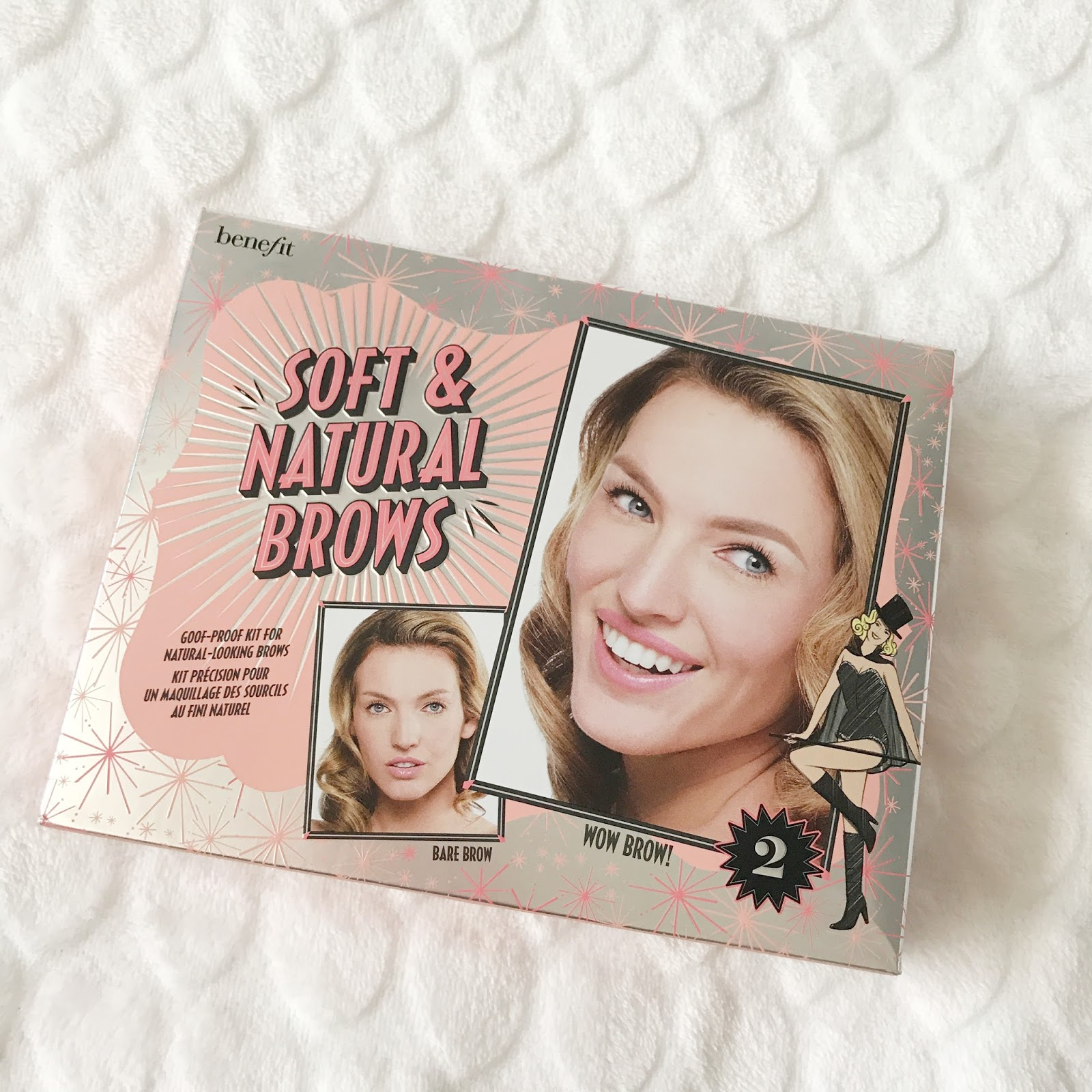 Benefit Soft & Natural Brows Set Review