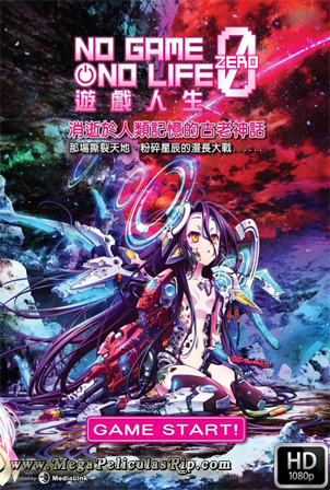 No Game no Life Zero 1080p Latino