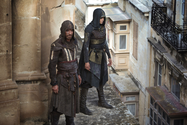 Assassin's Creed, film Assassin's Creed, ekranizacja Assassin's Creed, ubisoft,