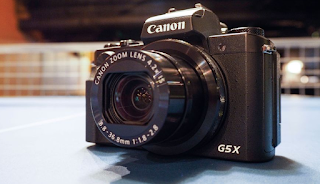Canon PowerShot G5 X 20.2-Megapixel Digital Camera Drivers - Software Download For Windows and Mac OS