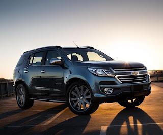 Nouvelle ''2018 Chevrolet TrailBlazer '', Photos, Prix, Date De Sortie, Revue, Nouvelles