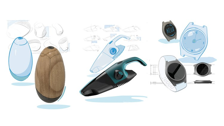 Concept Generation for Product Design in Fusion 360 - udemy course
