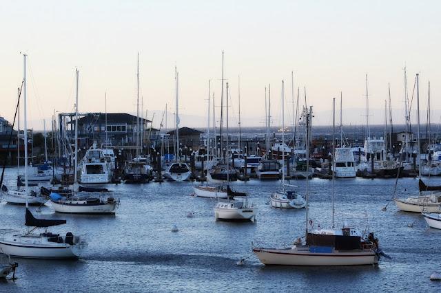 Monterey Fisherman's Warf