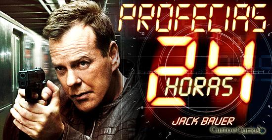 Curiosidades e previsões profecias da série 24 Horas Jack Bauer