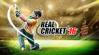 Real Cricket 16 MOD APK 2.5.4 (Unlimited Coins)