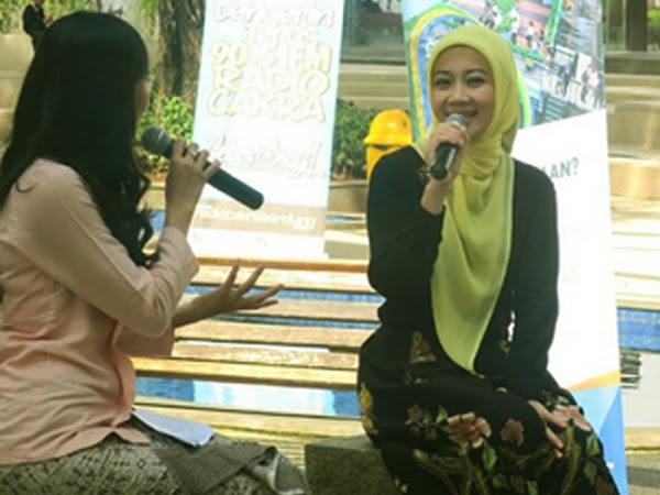 Atalia Kamil Bulan Berkah Ramadhan Taman Sejarah