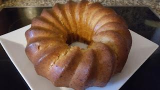 Simple & delicious caramel cake
