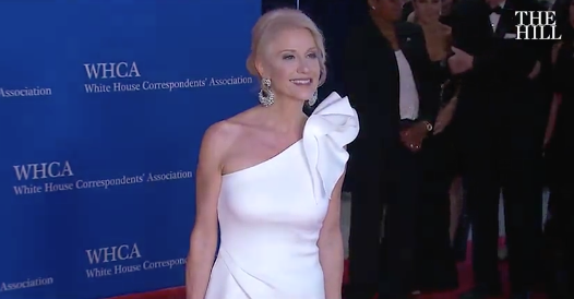 WHCD host calls Trump 'cowardly' for skipping event again