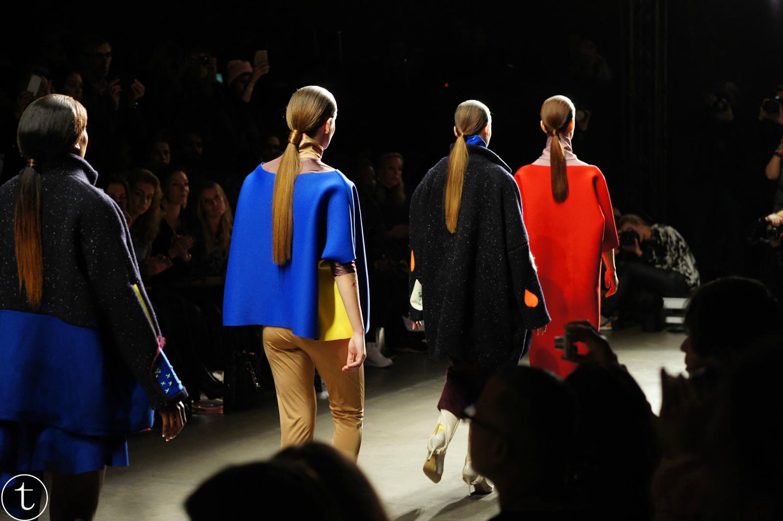 smaranda almasan amsterdam fashion week