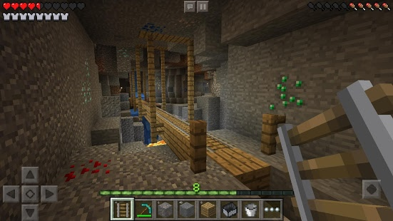 Minecraft : Pocket Edition v1.2.9.1 MOD For Android