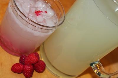 IMG 4827 - Homemade Raspberry Lemonade