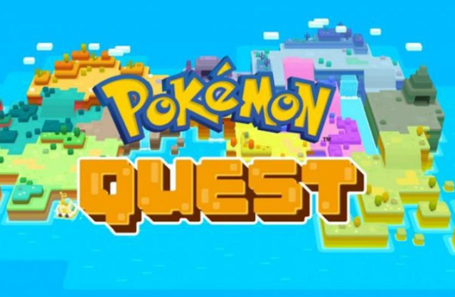 "Game ""Pokemon Quest"" Resmi Hadir"