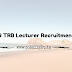 TN TRB Lecturer Recruitment 2017 TRBTN 1058 Polytechnic Colleges Jobs
