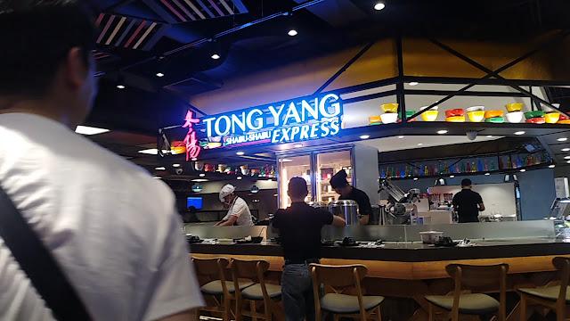 Eat Together - Tong Yang Express