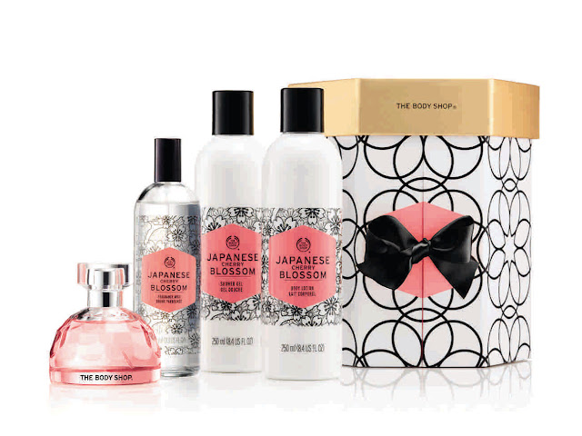 The Body Shop_Japanese Cherry Blossom Gift Set, Rs 4835