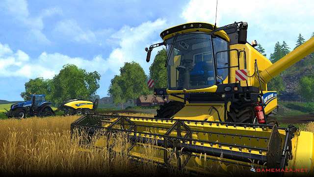 Farming Simulator 2015 Screenshot 4