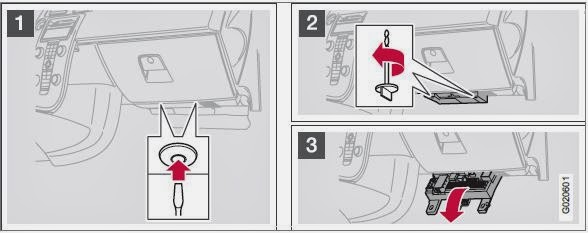 Fuse Box: 2012 - 2013 Volvo C30 - Fuse Panel Diagram | Volvo C30 Fuse Box |  | Fuse Box - blogger