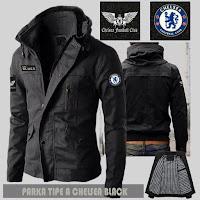 Jual Jaket Parka Bola Chelsea