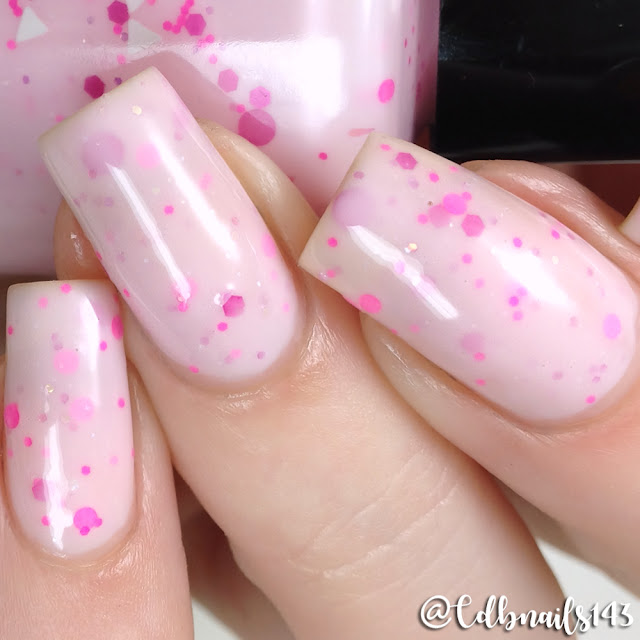 Sassy Pants Polish-Pink Lemonade