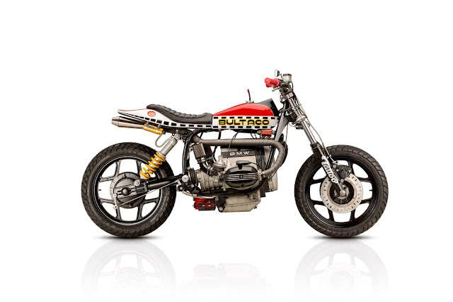R80RS Scrambler or Bobber