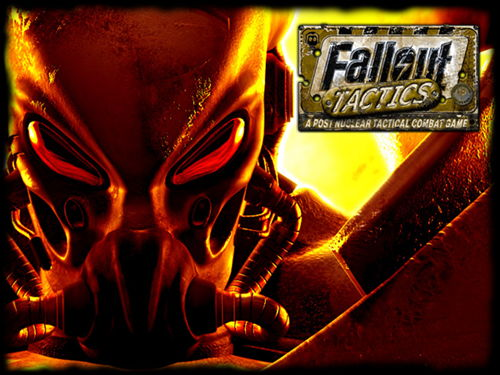 Fallout Tactics GOG Classic PC Full