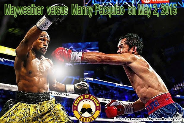 Watch Undefeated Mayweather has Finally Spoken and Agreed to Fight Manny Pacquiao on May 2, 2015 Video