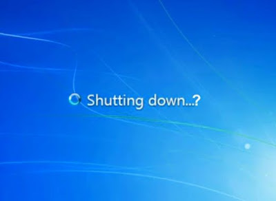 Shutdown Otomatis Komputer/Laptop Windows XP 7 8