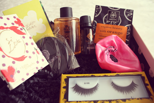 Glossybox, Anniversary Edition beauty contents