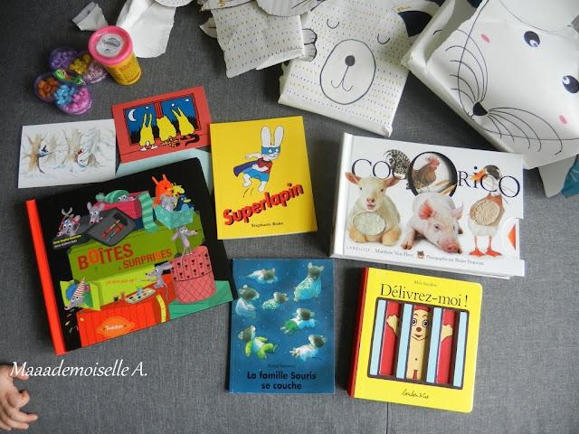 Swap littérature jeunesse > Boîtes à surprises  > Superlapin  > La famille Souris se couche  > Cocorico  > Délivrez-moi