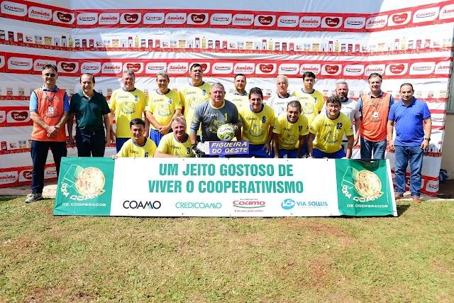 Grande público e integração marcam abertura da Copa Coamo 2019 na Regional Vale do Ivaí